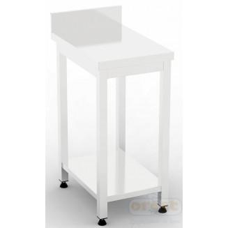 Стол барный нейтральный (c одной полкой) BNM-0.6 S
