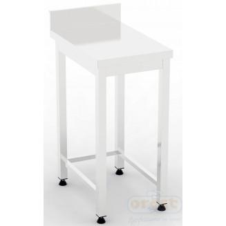 Стол барный нейтральный (без полки) BNM-0.8