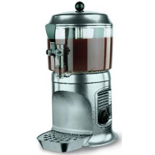 Диспенсер для горячих напитков и шоколада DELICE 3 silver