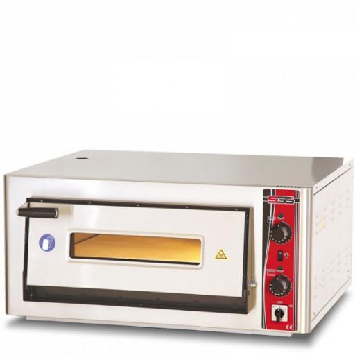 Печь для пиццы РО 6262Е с термометром