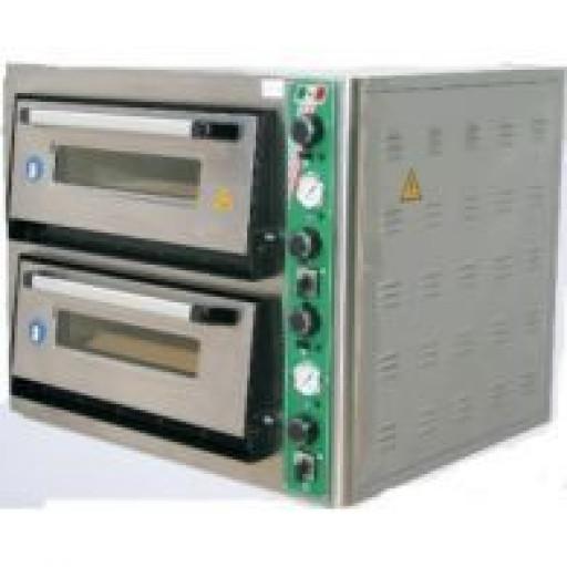 Печь для пиццы РО6262DE с термометром