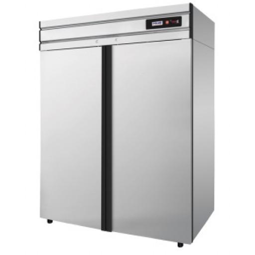 Морозильный шкаф CB114-G нерж.