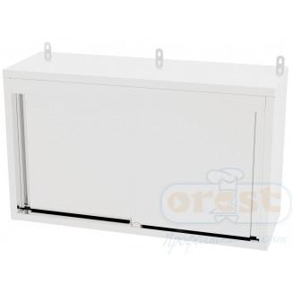 Шкаф навесной с раздвижными дверьми купе WCSL-2