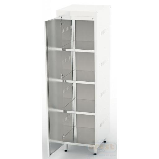 Шкаф стационарный однодверный SCSW-1 600x600