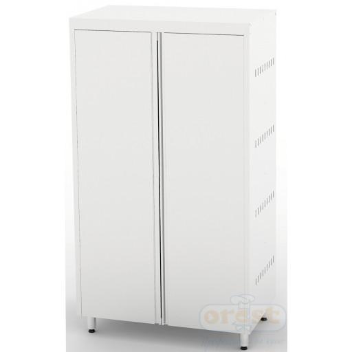 Шкаф стационарный двухдверный SCSW-2 1000x500