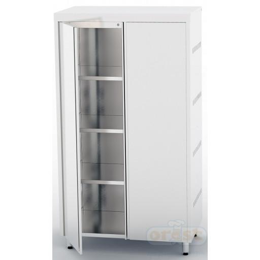 Шкаф стационарный двухдверный SCSW-2 1200x600