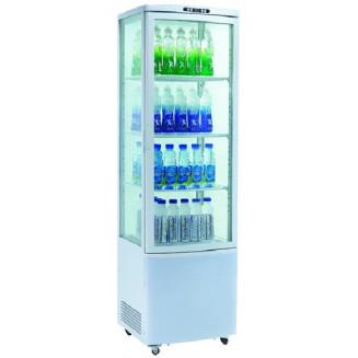 Шкаф-витрина холодильный RT280L EWT INOX