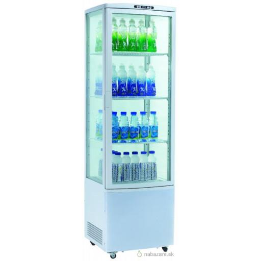 Шкаф-витрина холодильный RT235L