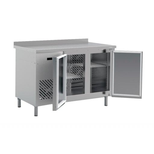 Стол холодильный КИЙ-В СХ-ЛБ-1500х700