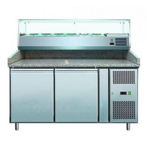 Стол для пиццы  PZ 2600TN-VRX 1500-380