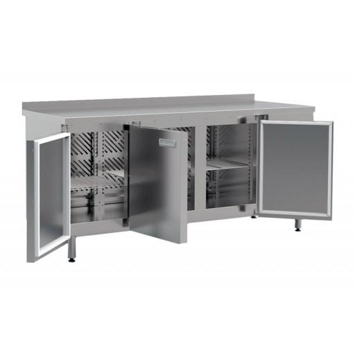 Стол холодильный КИЙ-В СХ-ЛБ-1800х600